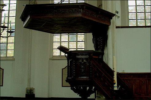 Grote of Martinikerk in Doesburg