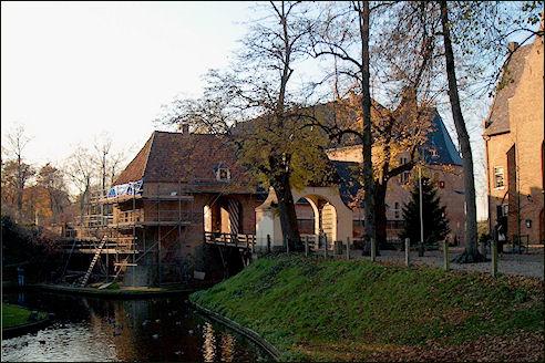 Restauratie Huis Bergh in 2003