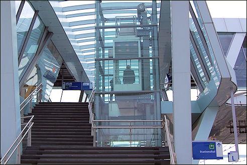 Perron Station Arnhem