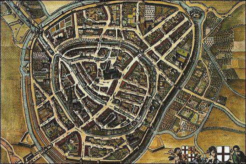 Inname van Amersfoort 1629