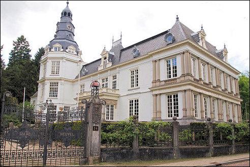 Villa Waalheuvel in Ubbergen