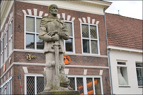 Karel van Gelre op de Jansplaats
