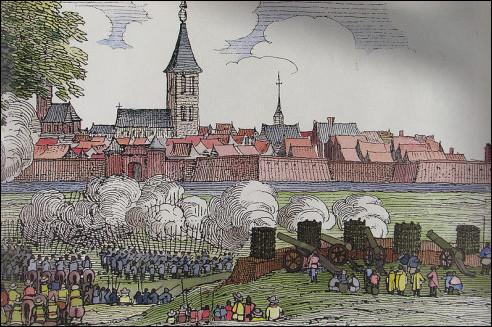 Beleg van Groenlo in 1627