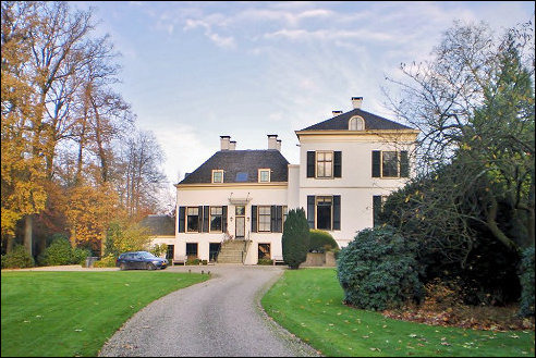 Huis Pijnenburg in Baarn
