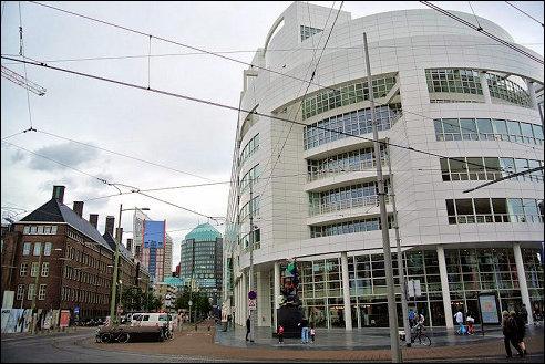 Spui in Den Haag