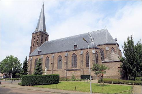 RK Martinuskerk te Gendringen
