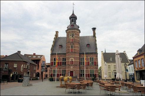 Stadhuis van Gennep