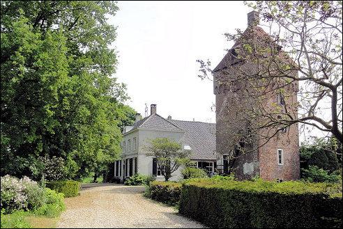kasteel Poelwijk in Gendt