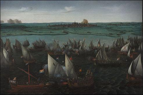 Slag op de Haarlemmermeer