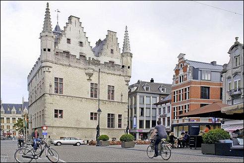 Grote Raad in Mechelen