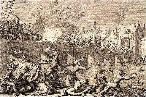 Beleg van Maastricht in 1579