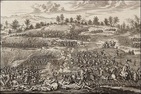 Slag bij Turnhout in 1597