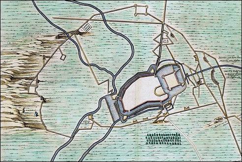 Beleg van Lingen 1597
