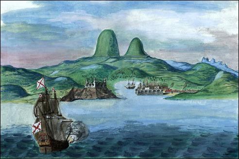 Havanna in 1639