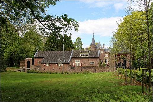 Slot van Well in Maasdriel