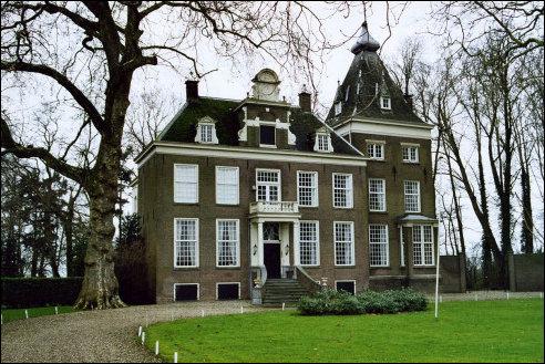 Huize Kruisvoorde