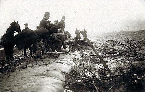 Zuiderzeevloed van 1916