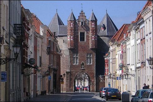 Stadspoort Bergen op Zoom