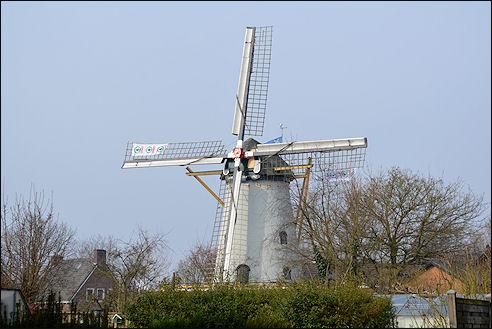Molen De Hoop in Giesbeek