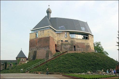Kasteel Keverberg in Kessel