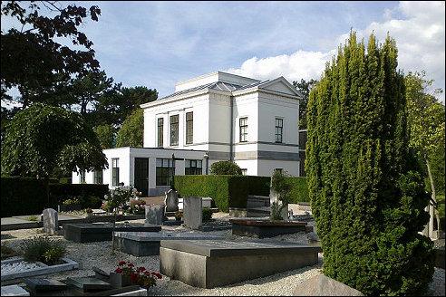 Begraafplaats Kerkhoflaan