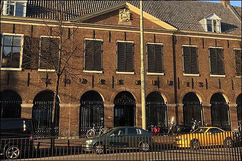 Koorenhuis in Den Haag
