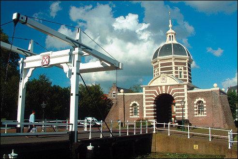 Morspoort in Leiden