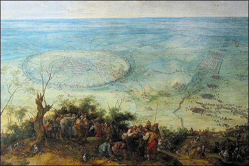 Beleg van Leuven 1635