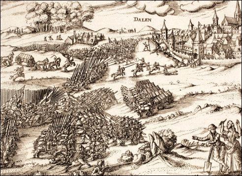 Slag bij Dalheim