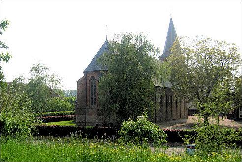 Hervormde kerk in Kerkwijk