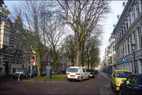Louis Couperus in Den Haag