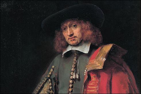 Rembrandt van Rijn: Portret van Jan Six