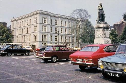 Ministerie van Koloniën in Den Haag