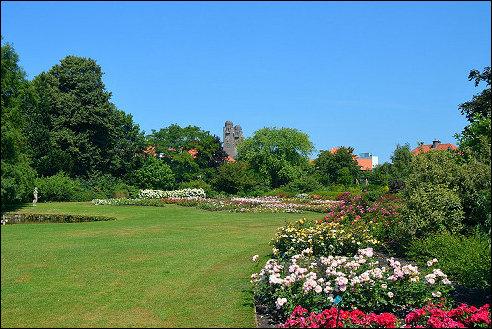 Westbroekpark in Den Haag