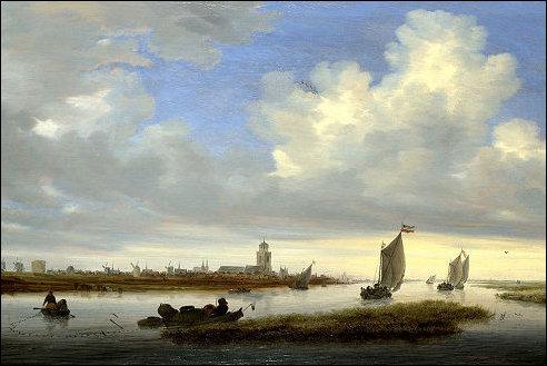 Salomon van Ruisdael: Deventer