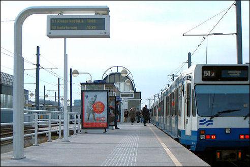 Station Amsterdam Zuid