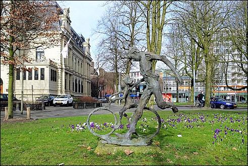 Fietsles in Groningen