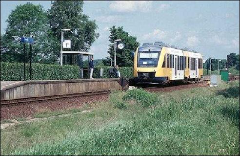 Station Geerdijk