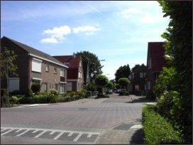 naar het oosten vanaf de Elzenstraat (h3573)