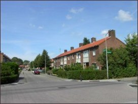naar het westen vanaf de Elzenstraat (h3572)