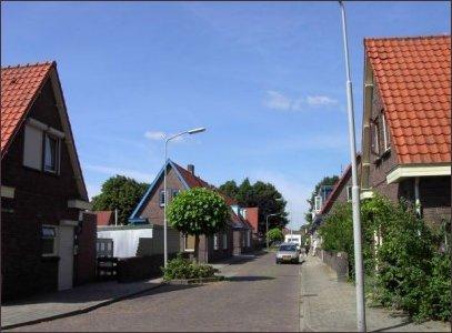 naar het westen vanaf de Dr Schaepmanstraat (h3580)