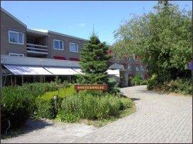 Oosterwolde de ingang aan de Reinaldstraat (h3965)