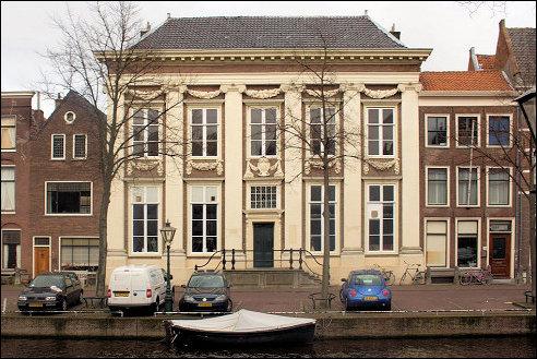 Huis van Leyden