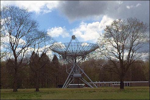 Radiotelescoop Westerbork