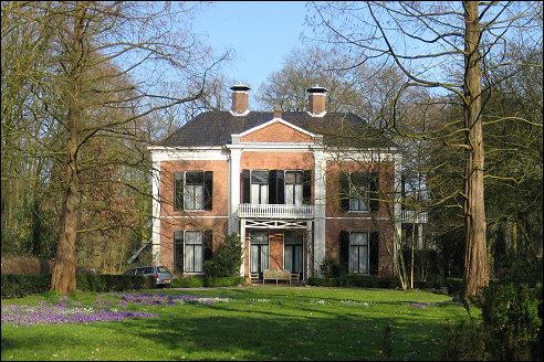 Huis Groenestein in Groningen