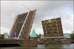 Koninginnebrug in Rotterdam
