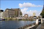 Parksluizen in Rotterdam