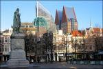 Plein in Den Haag