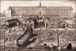 Scheepswerf VOC op Oostenburg in Amsterdam