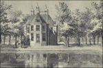 Huis Rooswijk in Velsen-Noord